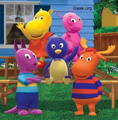 Programas de TV infantiles